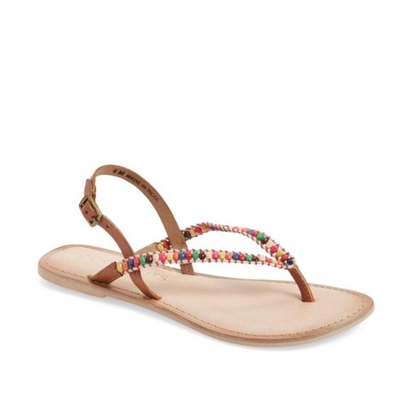 Matisse Celebration Leather Sandal zhUFDs